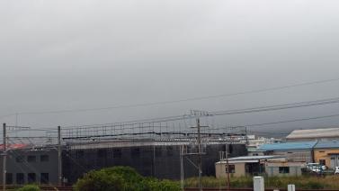 611梅雨風景