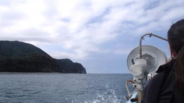 ホトケ岩ボート