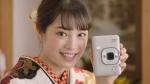 広瀬すず 富士フィルム 「お正月を写そう♪2020 ラグビー七福神・音チェキ」篇 0012