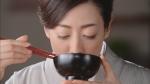 片岡京子 永谷園 松茸の味お吸いもの「お昼のごちそう」篇 0014