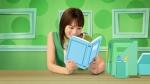川口春奈 TQモバイル 「QTさん 家族みんなでペンギン」篇 0002