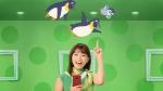 川口春奈 TQモバイル 「QTさん 家族みんなでペンギン」篇 0016