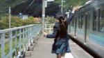清原果耶 オロナミンC 「シュポン!ハツラツ女子 旅立ち」篇 0022