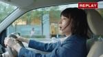 清野菜名 三井住友海上 MS&AD 社有車(フリート契約)向けサービス『F-ドラ』登場篇 0018