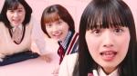 鶴嶋乃愛 マクドナルド 三角チョコパイ あまおう「全校放送」篇 0008