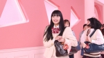 鶴嶋乃愛 マクドナルド 三角チョコパイ あまおう「全校放送」篇 0011