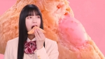 鶴嶋乃愛 マクドナルド 三角チョコパイ あまおう「全校放送」篇 0013