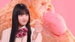 鶴嶋乃愛 マクドナルド 三角チョコパイ あまおう「全校放送」篇 0016