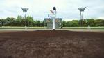 吉岡里帆 UR賃貸住宅 「お部屋探しキャンペーン URであーる ナイスプレー(野球)」篇 0006