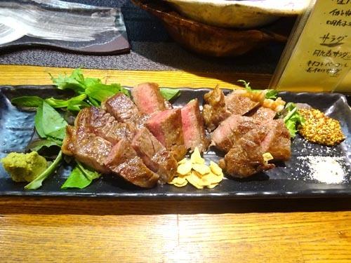 62牛ステーキ