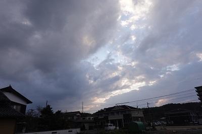 米子市観音寺地区 「さんさん会」だより 冬至のあくる日