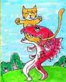 龍猫の (2)