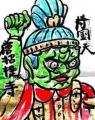 3唐招提寺の仏様IMG_8103 (2)