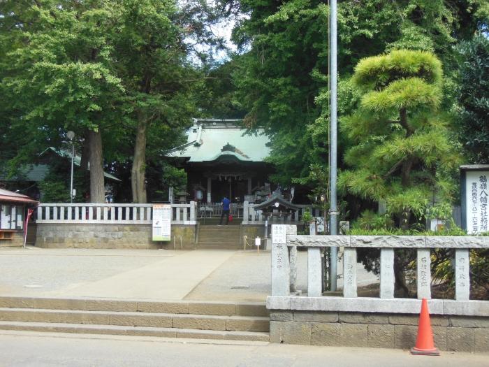 鶴峰八幡宮