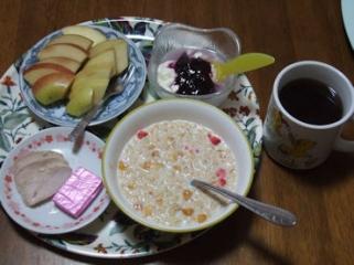 2/4 朝食