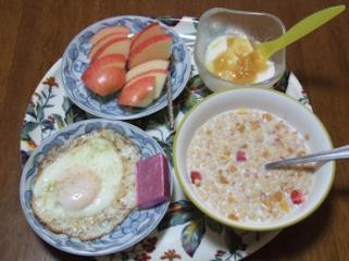 2/5 朝食