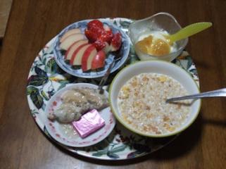2/10 朝食