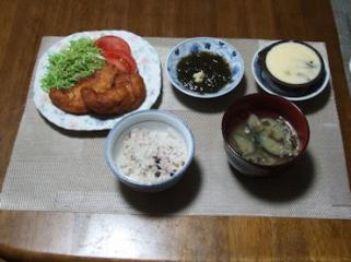 2/18 夕食