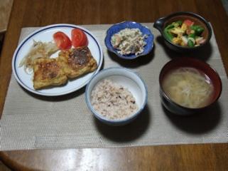 2/19 夕食