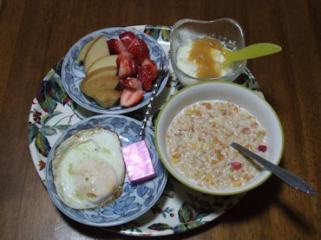 2/20 朝食