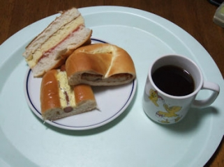 2/22 昼食