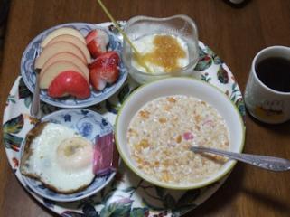 2/23 朝食