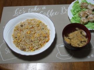 2/23 昼食