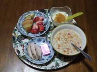 3/2 朝食