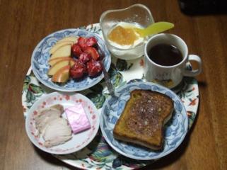 3/5 朝食