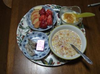3/10 朝食