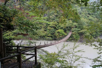 10/20 夢の吊り橋