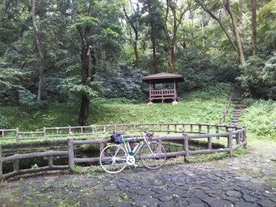 三つ池公園 獅子ヶ谷