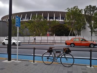 東京オリンピックスタジアム