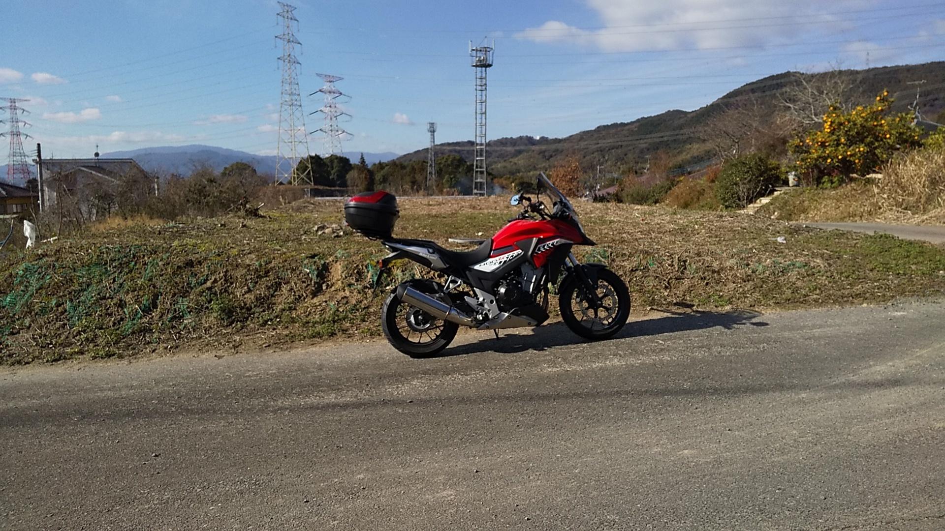 山家 400X