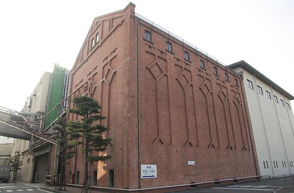 大正時代のレンガの建物