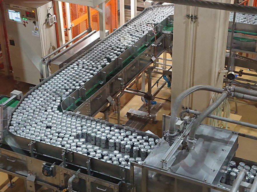 ビール製造過程
