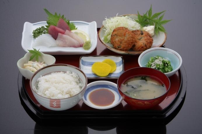 長崎港定食