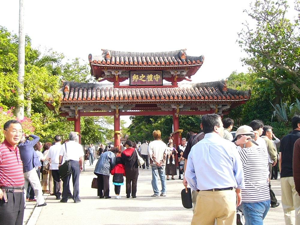 3守礼の門P1050473