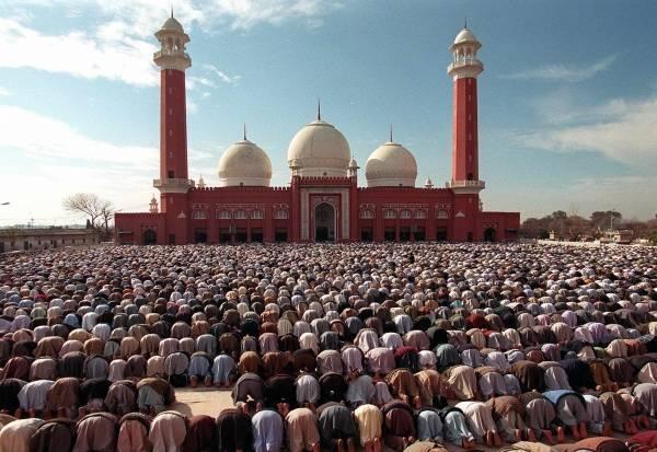 イスラム教礼拝