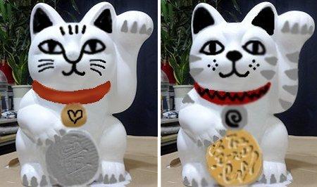 Nantonaku 招き猫のリメイク たとえば3