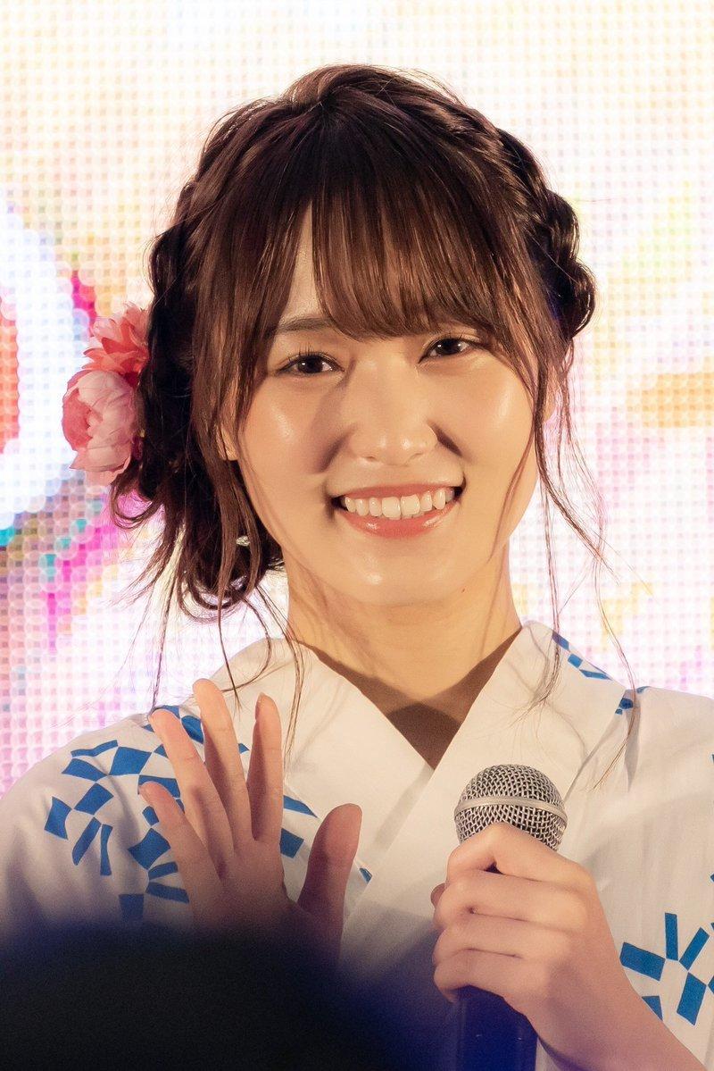 菅井友香 2020 薔薇 16 済み