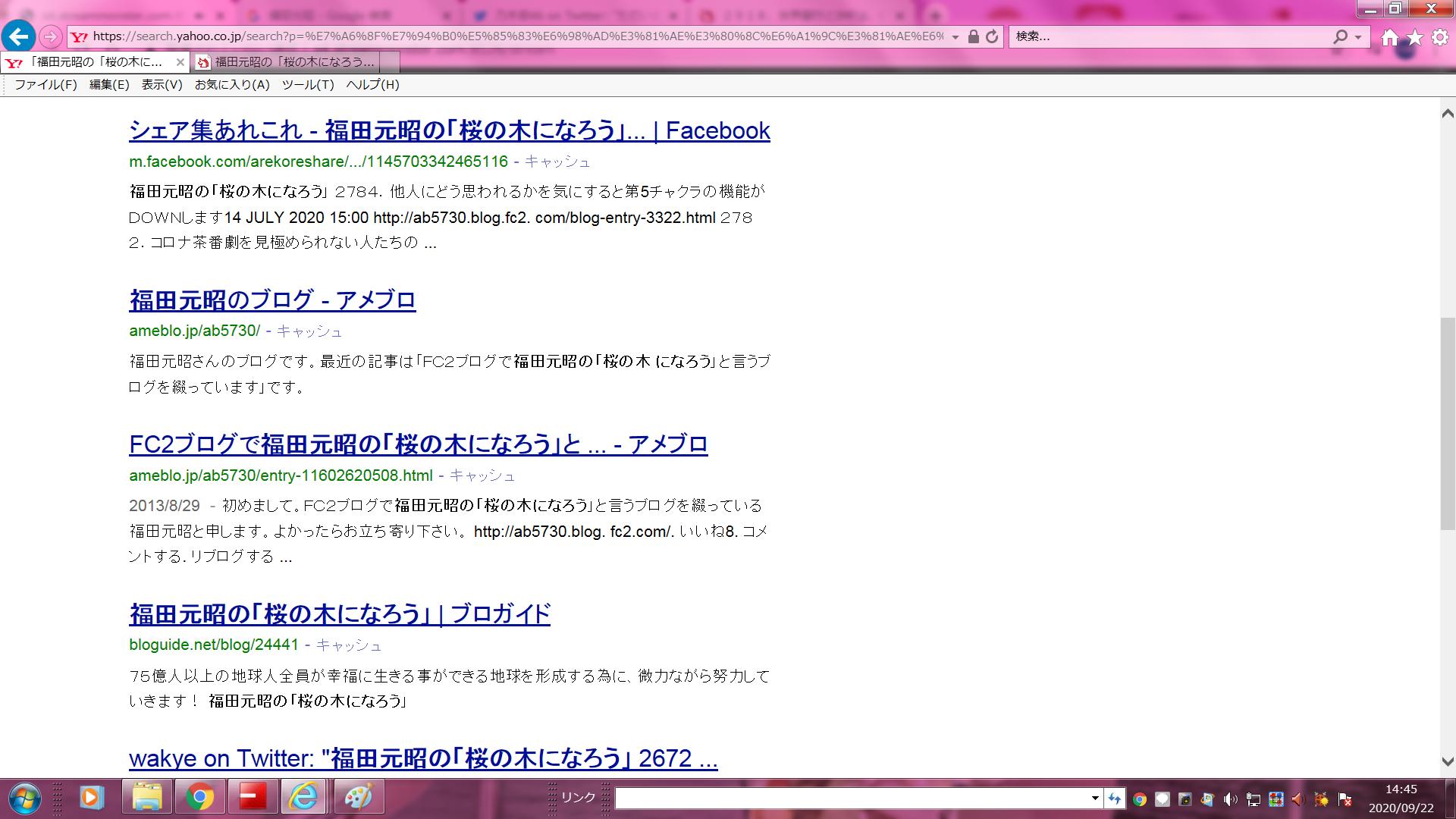 桜検索 1