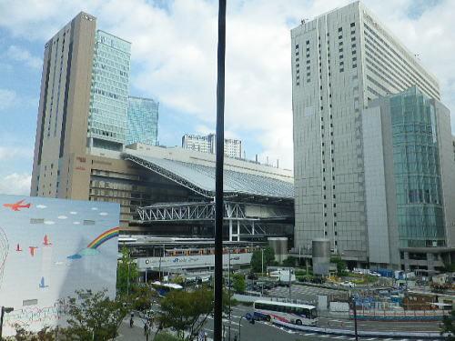 大阪駅 2019 10 28