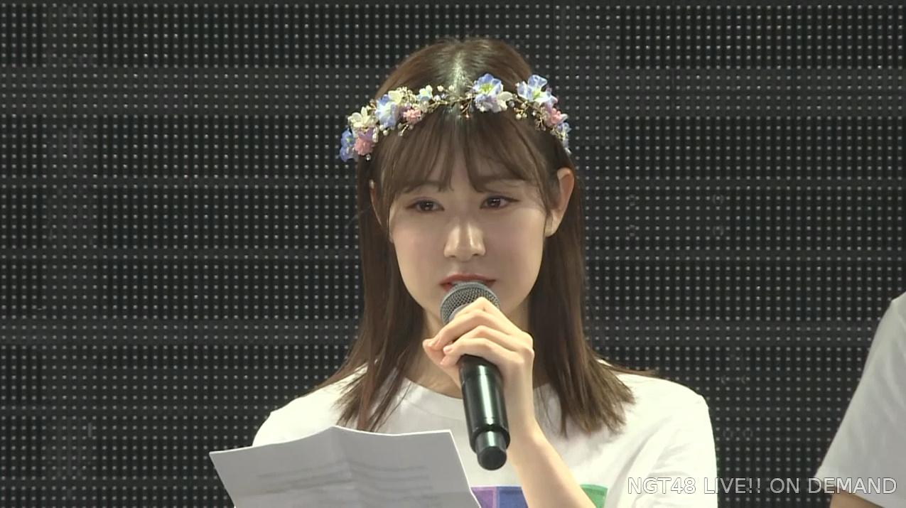速報版】加藤美南 21歳の生誕祭レポート - NGT48生誕祭