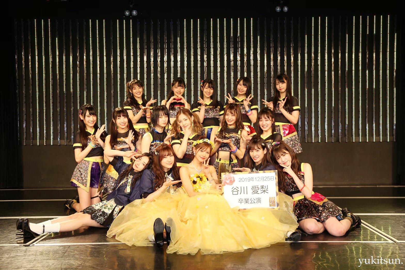 谷川 愛梨 卒業 コンサート