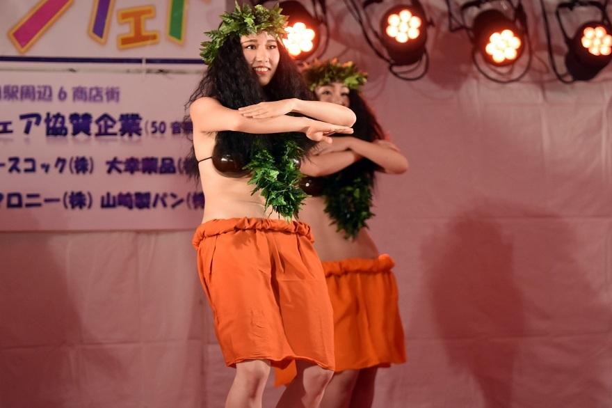 16回すいたアジア・タヒチアンダンス#1 (0)