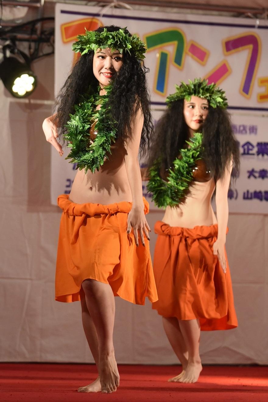 16回すいたアジア・タヒチアンダンス#1 (2)