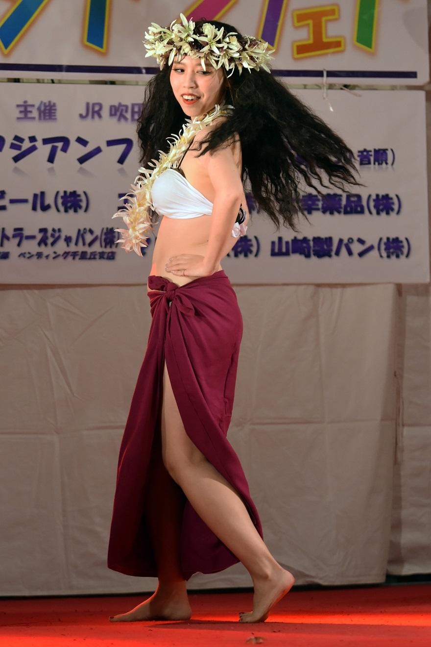 16回すいたアジア・タヒチアンダンス#1 (25)