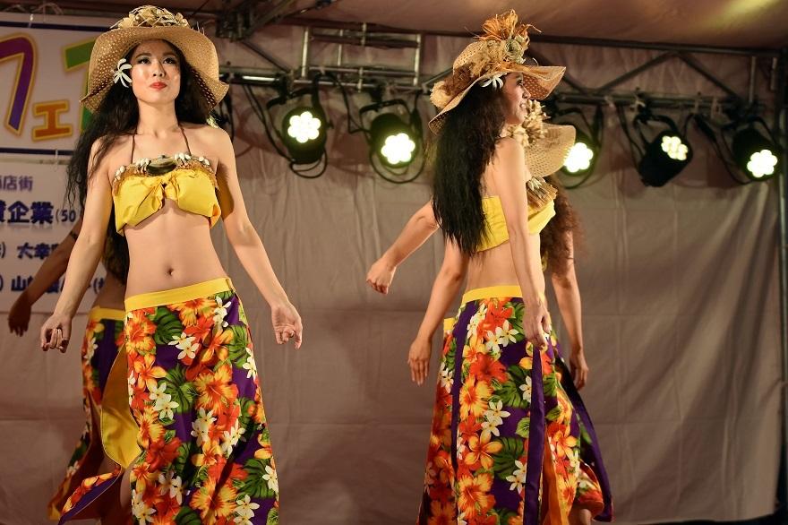 16回すいたアジア・タヒチアンダンス#2 (0)