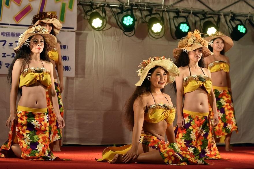 16回すいたアジア・タヒチアンダンス#2 (1)